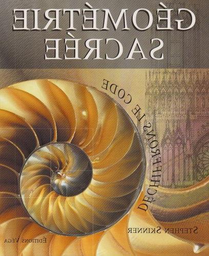 géométrie sacrée livre